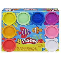 Play doh 8 pack Standard