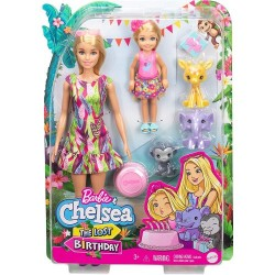Barbie & Chelsea The Lost...