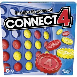 Hasbro Connect 4  Classic Game