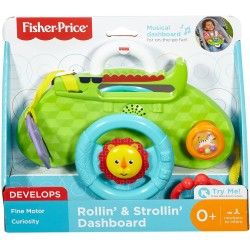 Fisher-Price Rolling and...