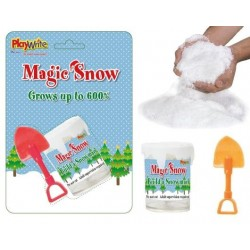 PlayWrite Magic snow with...