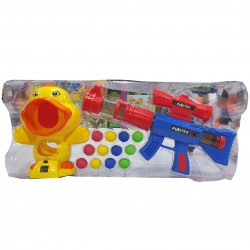 Blaster Gun With Duck