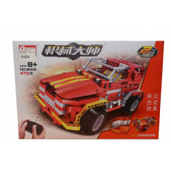 QIHUI Raging Fire Truck